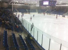 16 mile arena Oakville Blades Hockey